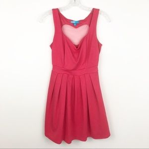 Lamour Nanette Lapore fit and flare dress